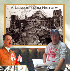 Eric and a lesson from history